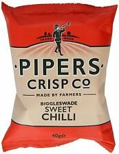 Pipers Crisps Biggleswade Sweet Chilli (Pack of 24)
