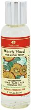 Witch Hazel Face & Body Toner, BRETANNA, 2.25 oz Citrus Sage & Aloe