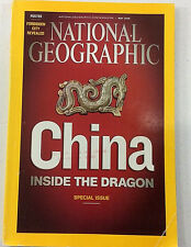 National Geographic May 2008 China: Inside the Dragon Special Issue        d-28
