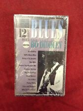 Best of Bo Diddley [JCI] by Bo Diddley (Cassette, Jun-1990, JCI Associated...