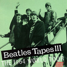 Beatles Tapes, Vol. 3: The 1964 World Tour by The Beatles CD