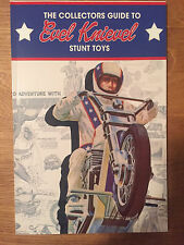 Evel Knievel Stunt Cycle Collecting Book- Toys, action figures, Mego