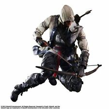 Assassin's Creed III Play Arts Kai Action Figures: Connor NEW