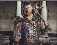 LIAM McINTYRE Signed 10x8 Photo SPARTACUS War Of The Damned COA