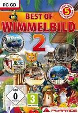 BEST OF WIMMELBILD 2 GOURMANIA MYSTERY COOKBOOK *NEU
