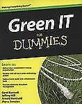 Green IT For Dummies (For Dummies (ComputerTech))