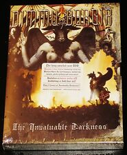 Dimmu Borgir: The Invaluable Darkness 2 DVD + CD Box Set 2012 Nuclear Blast NEW