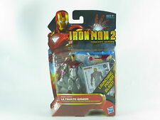 "MARVEL UNIVERSE IRON MAN 2, ULTIMATE ARMOR 4 ""figura"" in box ""MOVIE concetto"