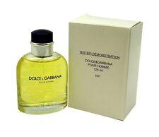 Dolce & Gabbana Pour Homme Men 4.2 oz 125 ml *Eau De Toilette* Spray New