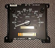 1992-1996 FORD F150 F250 F350 TRUCK SPEEDOMETER PSOM BRONCO F-150 291210 miles