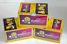 Panini EM Euro 2012 – 3 x BOX DISPLAY Scatola sealed/OVP INTERNATIONAL VERSION