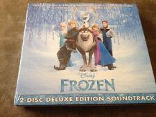 Disney Frozen 2 Disc Soundtrack DIGIPACK Deluxe Edition Original recording NEW