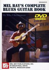 Mike Chistriansen: Mel Bay's Complete Blues Guitar B DVD Region 1