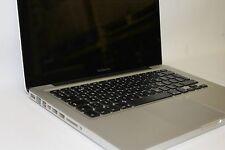 """Apple MacBook Pro 2012 13"""" Core i7 2.9-3.6ghz 8gb RAM 240gb garanzia di SSD (m19)"""