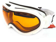 BLOC over the glasses 2017 SPIRIT 3 OTG ski snow Goggles White/ Orange STW11N
