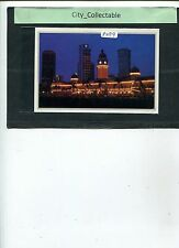 P299 # MALAYSIA USED PICTURE POST CARD * KL VIEWS AT NIGHT