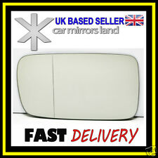Left Passenger Mirror Glasss Wide Angle BMW 3 E46 Coupe 98-05 BMW7 E65 E66 02-08
