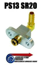 Fuel Rail Adaptor for Fuel Pressure Regulator- For PS13 Silvia SR20DET Redtop