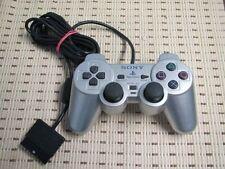 Original Sony Dualschock 2 Controller Silber PS2 Playstation 2 Guter Zustand