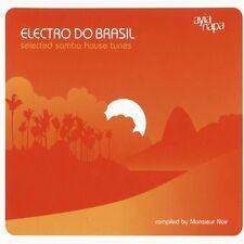 ELECTRO DO BRASIL = Dalminjo/Brazil/Rivera Rotation/Ladrones...= groovesDELUXE!