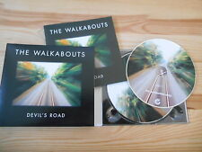 CD Indie The Walkabouts - Devil's Road 2 Disc (16 Song) GLITTERHOUSE Promo