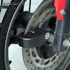 6mm Motorcycle Bicycle Bike Scooter Anti-theft Disc Disk Brake Wheel Alarm Lock