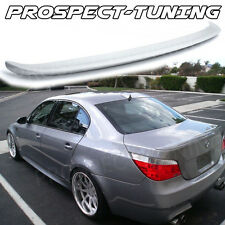 PT Spoiler For BMW E60 5 Series Saloon Rear Boot Trunk Wing Sport Trim 03 - 09