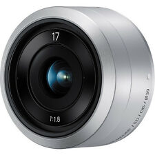 Samsung NX-M 17mm F1.8 OIS Lens for Samsung NX MINI (White Box)