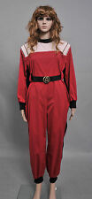 Star Trek Cosplay Costumes Starfleet Enlisted Crew Utility Jumpsuit Uniform