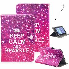 """HOT For 7"""" 7.9"""" inch Android Tablet Cute Print Universal Leather Case Cover Gift"""