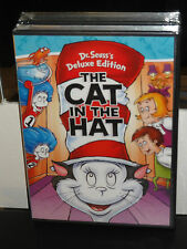Dr. Seuss - The Cat in the Hat (DVD) Deluxe Edition! Warner Bros DVD! BRAND NEW!