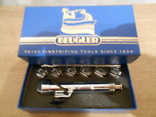Pinstriping tool/beugler pro.striper Kit-Dvd-instructions/hot rods/motorcycles