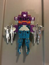 1988 CASSETTE G1 TRANSFORMERS BEASTBOX & SQUAWKTALK = SQUAWBOX Combiner Tapes