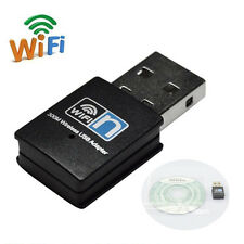 Mini 300Mbps USB WiFi Wireless Adapter 802.11n/g/b LAN Internet Network Adapter