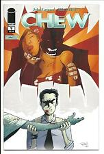 CHEW # 9 (IMAGE COMICS, FIRST PRINT, MAR 2010), VFN