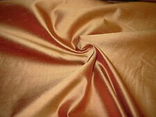 "~BTY~100% SILK SHRINDRA ""LOUVRE""~SILK DRAPERY UPHOLSTERY FABRIC FOR LESS~INDIA~"