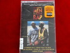WHITE MEN CAN'T RAP~ SOUND TRACK~ SEALED~ NEW~ NOT USED~ ~ SOUL CASSETTE