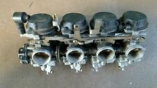 Mikuni flat slide bank of 4 carburetors Kawasaki 750??
