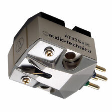 Audio-Technica AT33Sa Moving Coil (MC) Tonabnehmer Cartridge HIGH END! NEU+OVP!
