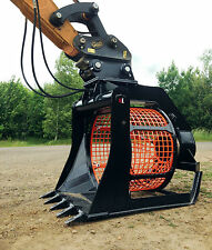 New Hardlife 100SC Screening Bucket - Fits 13/14t excavators - Price inc. VAT!