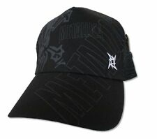 Metallica Scary Guy Star Black Truckers Hat Cap New Official Baseball