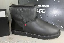 Ugg Star Wars Darth Vader Classic Mini LIMITED EDITION US 16  1010779 NIB