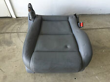 2006 Acura MDX Front Right Passenger Bottom Seat Gray Used