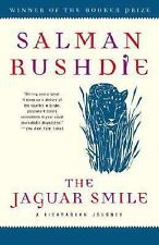The Jaguar Smile : A Nicaraguan Journey by Salman Rushdie (2008, Paperback)