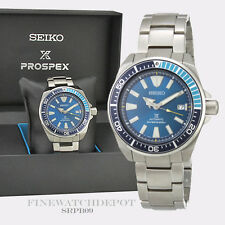 Authentic Seiko Men's Prospex Automatic Limited Edition Watch SRPB09