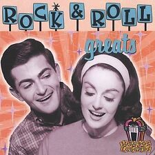 Rock & Roll Greats by Various Artists (CD, Oct-2001, Columbia River...