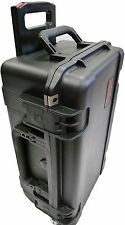 SKB Case. Black with foam. Comes With a Pelican 1510 Foam set + 2 TSA  Locks.