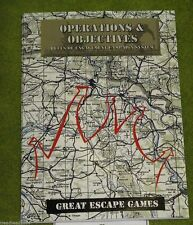 RULES OF ENGAGEMENT Operations & Objectives Supplement New Edition