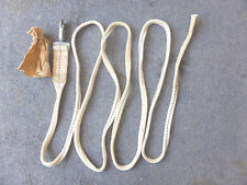WW2 US White Static Line for Container G1 Parachute A4 A5 T5 Canopy