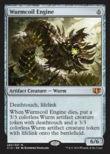 MACCHINA DEI WURM ATTORCIGLIATI - WURMCOIL ENGINE Magic C14 Commander 2014